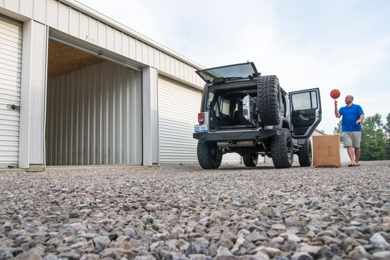 jeep-next-to-storage-unit